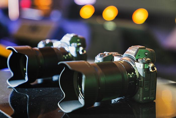 Nikon Z6 and Z7 cameras