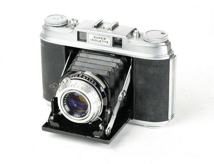 AGFA Super Isolette folding camera
