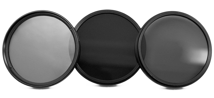three nd filters