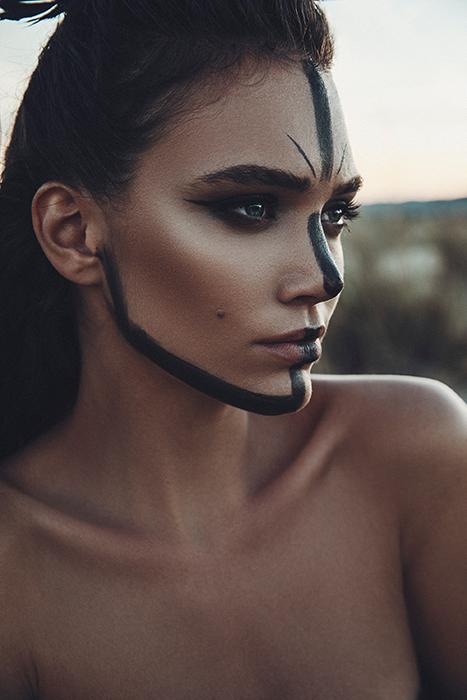 Cómo fotografiar fotografía editorial de moda