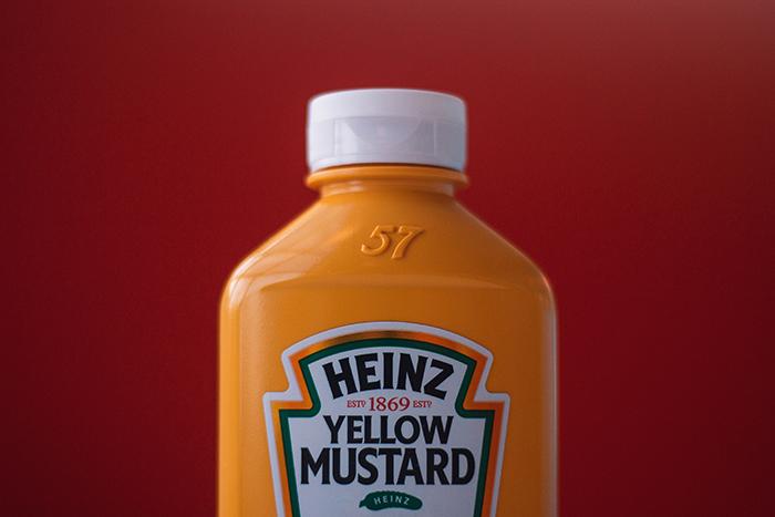 Product photo of Heinz mustard
