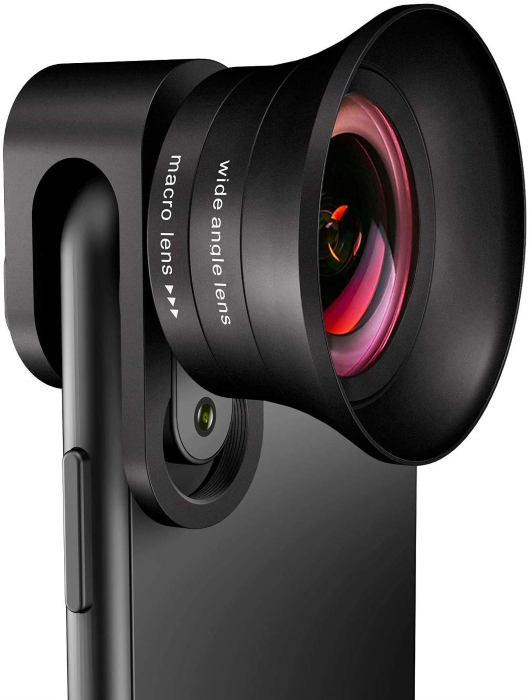 Angfly 4K HD 2-in1 lens kit