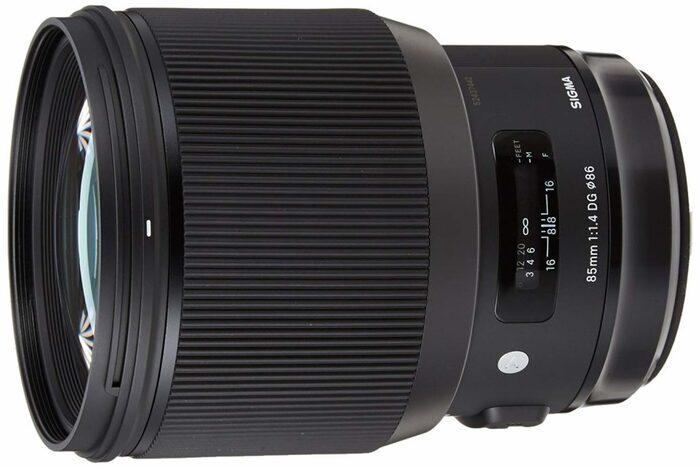 Sigma 85mm f/1.4 DG HSM Art