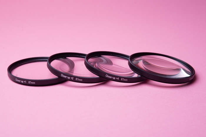Photo of macro filters