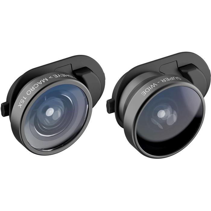 Olloclip phone lenses