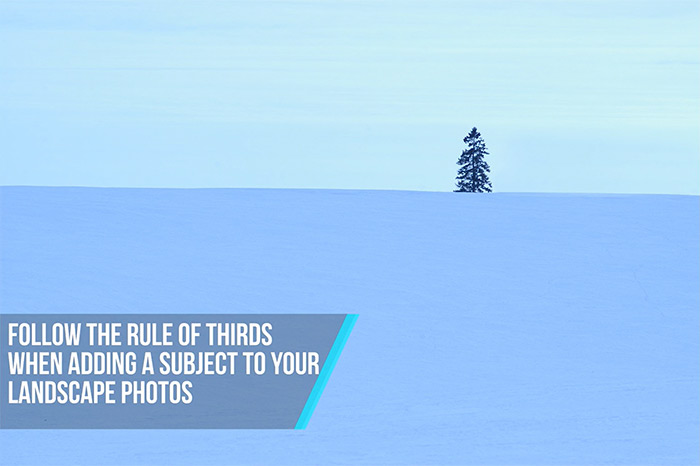 A screenshot from Photo Shortcuts course compositional tips