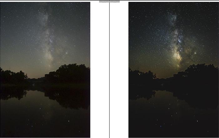 Pretty landscape photo edited with Terebellum Lightroom presets
