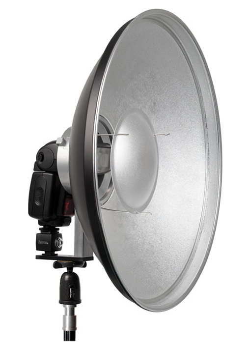 A beauty dish for photography