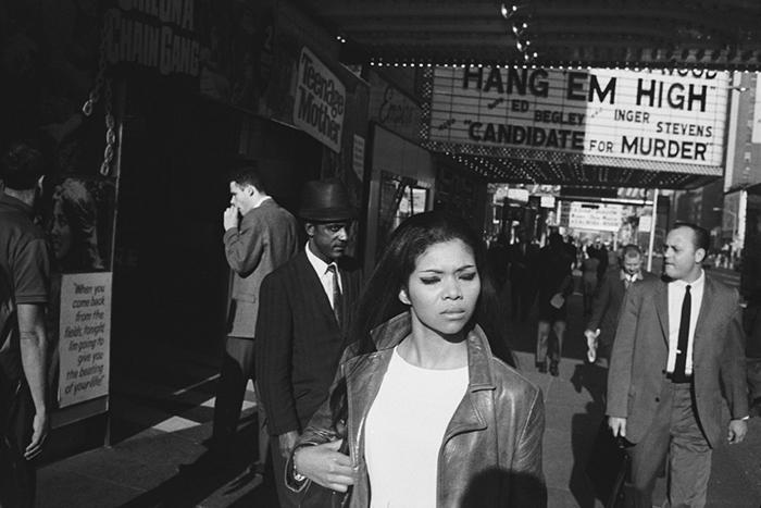 New York City, 1968. Photo by Garry Winogrand