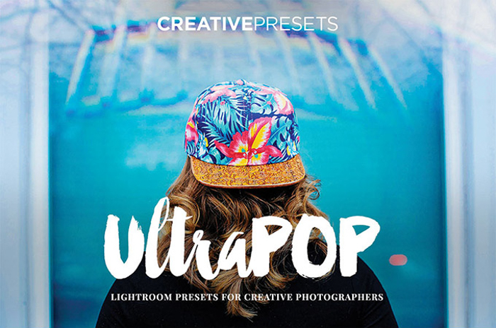 Creative Presets' Ultra Pop product shot