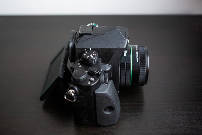 Câmera Pentax KP