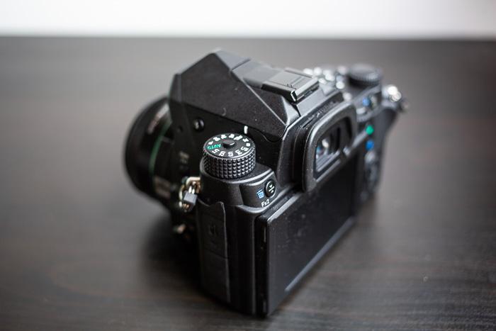 Câmera Pentax KP DSLR