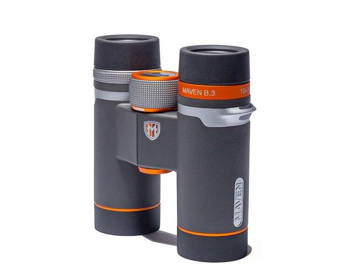 Maven B.3 8x30 melhores binóculos para fotógrafos