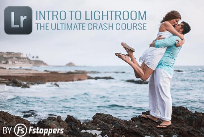 Imagem do produto do curso Fstoppers Introduction to Lightroom