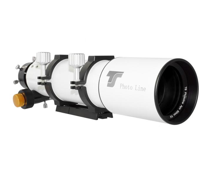 TS-Optics PHOTOLINE 80mm f/6 FPL53 Triplet APO