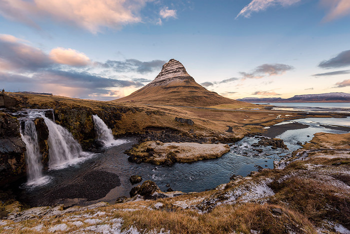 Stunning landscape scene from Fstoppers 'Photographing the World 1' Landscape Photography Course