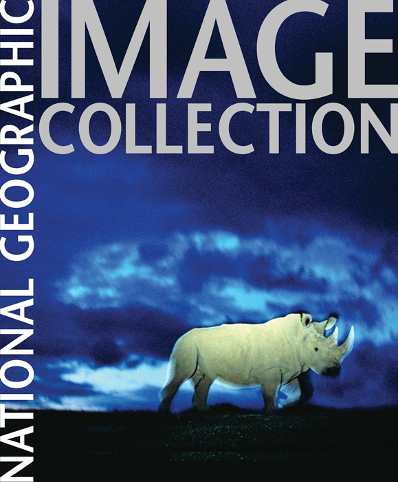 The cover of 'National Geographic Image Collection' photography book