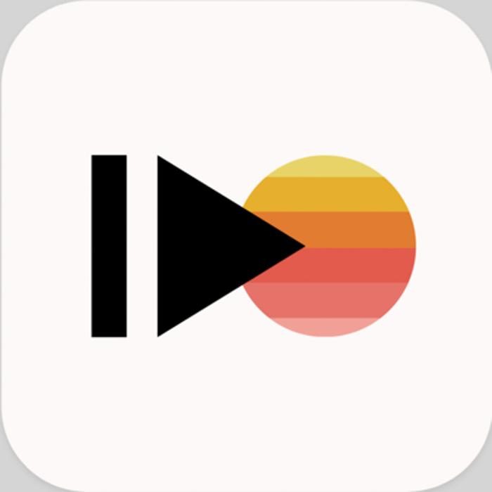 Filmm instagram filter app icon