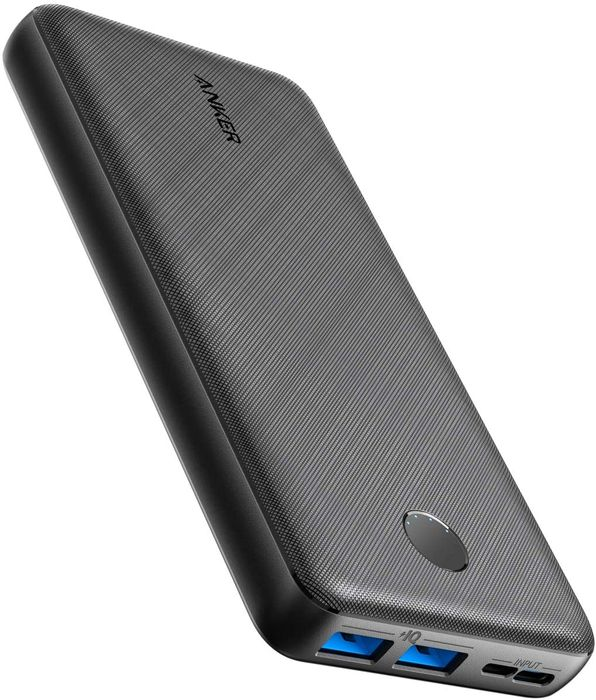 A portable charger by Anker
