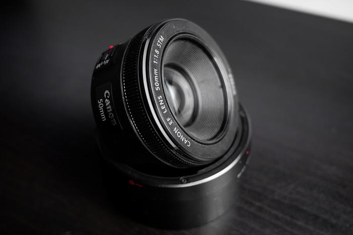 Canon EF 50mm f 1.8