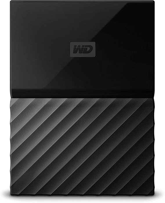 The WD 4TB My Passport