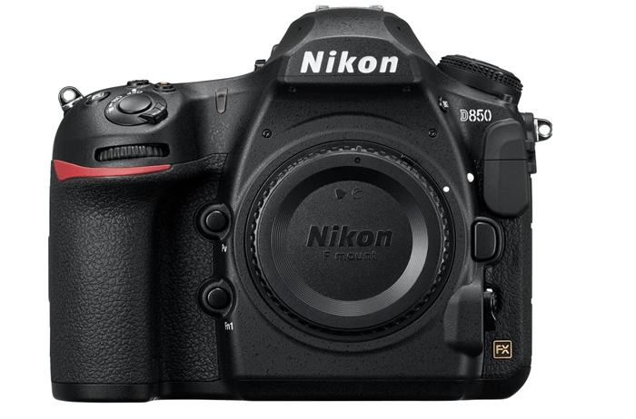 Câmera Nikon D850