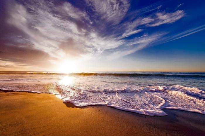 Fotografia de paisagens costeiras