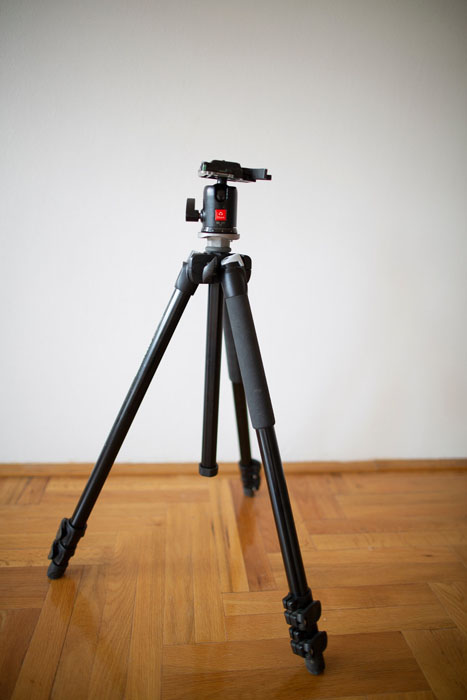 Manfrotto 294 A3 Tripod