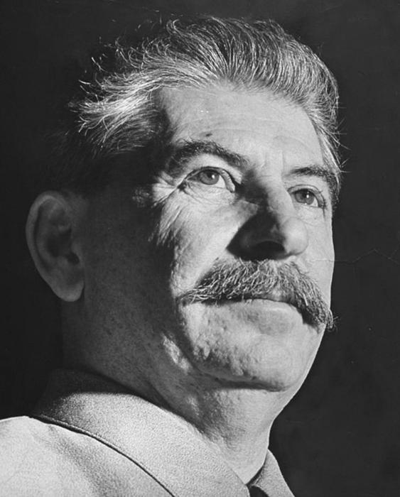 Joseph Stalin by Margaret Bourke-White