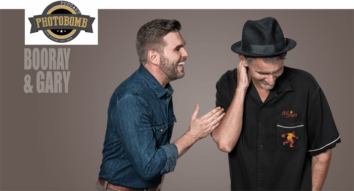 The Photobomb Podcast promo photo