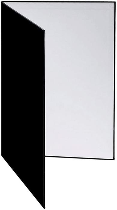 Refletor de papelão
