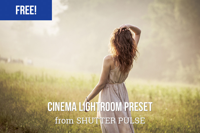 Dreamy image of a woman edited using the Cinema Lightroom Presets from Shutter Pulse