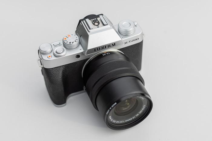 Imagem Fujifilm XT-200