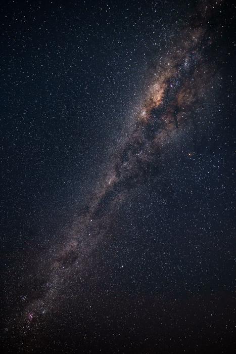 Stunning photo of the milky way