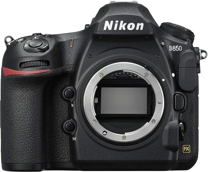 an image of a Nikon D850 camera