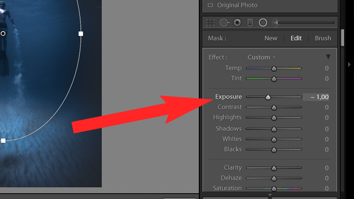 A screenshot of how to use Lightroom tutorials