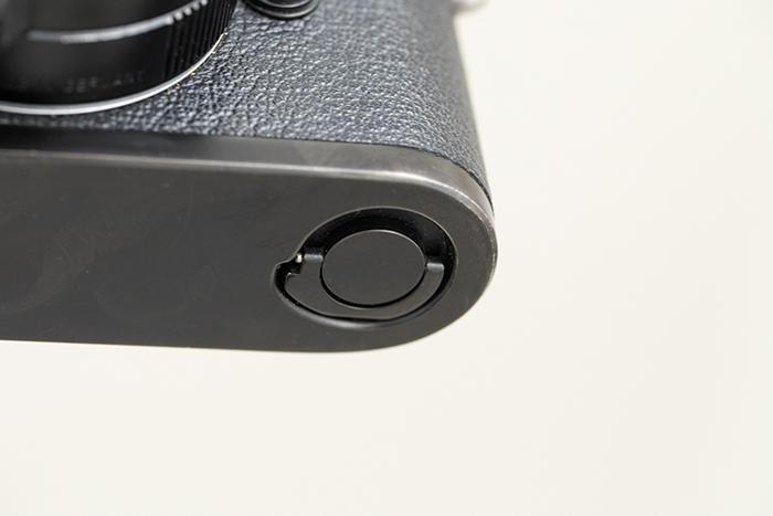 Leica M6 film loading opener.