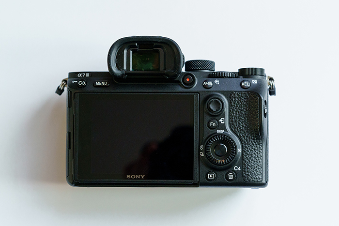 Picture of a Sony A7 III