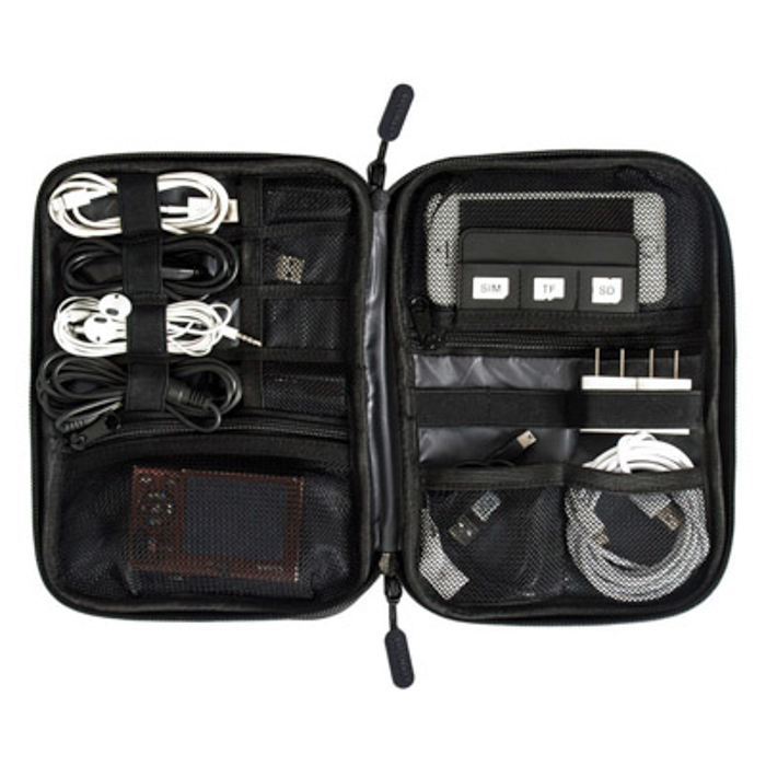 BAGSMART Design Slim Travel Cable Organizer