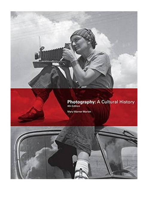 Mary Marien 'Photography: A Cultural History' book cover