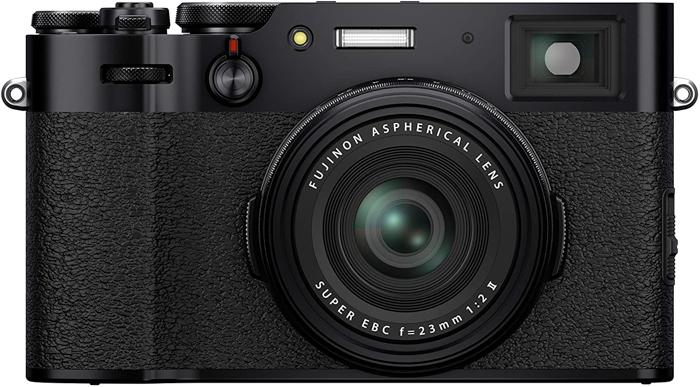 Fujifilm X100V camera