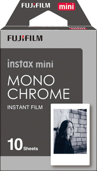 Fujifilm Instax Mini Black and White Film