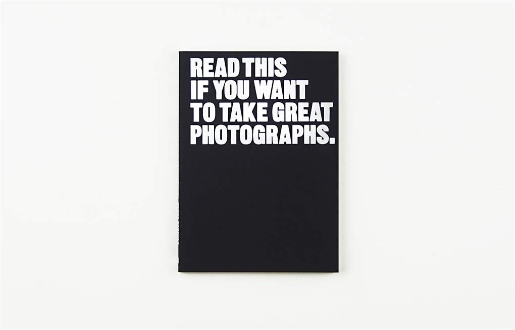 Henry Carroll 'Read This If You Want to Take Great Photographs' book cover