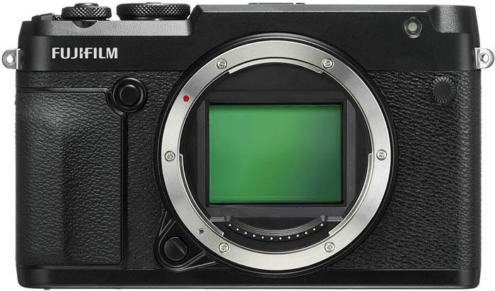 Fujifilm GFX 50R camera for landscape photography