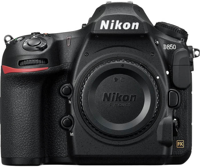 Image of the Nikon D850