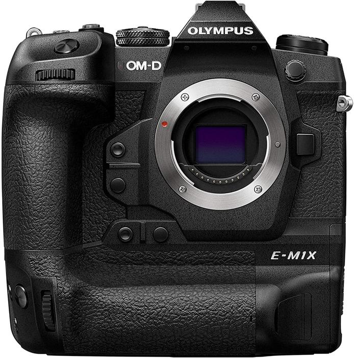 Câmera Olympus OM-D E-M1X