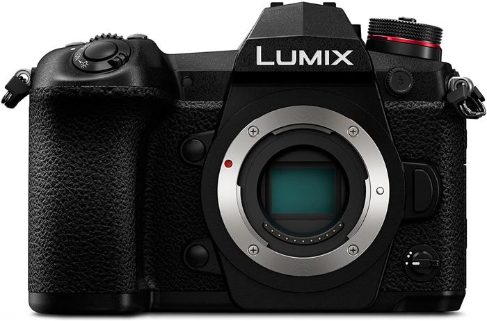 Câmera Panasonic G9