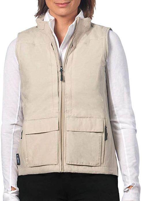 SCOTTeVEST Women's Q.U.E.S.T. Travel Vest