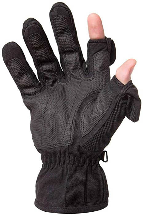 Image of the Freehands Stretch Thinsulate Gloves photography gloves
