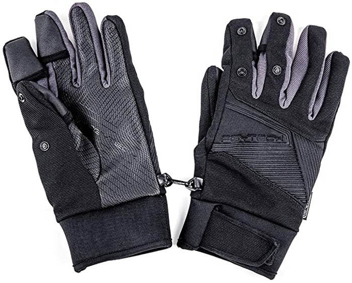Image of the PGYTECH Unisex's Photography Gloves